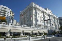 Copacabana Palace Hotel Rio de Janeiro Royalty Free Stock Photography