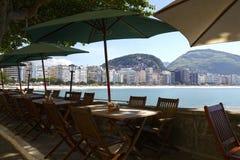Copacabana, Rio de Janeiro Royalty Free Stock Photography
