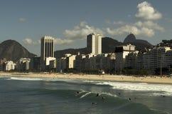 Copacabana Rio De Janeiro Zdjęcia Royalty Free