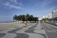 Copacabana, Rio de Janeiro, Brasile Fotografia Stock Libera da Diritti