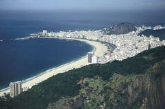 Copacabana, Rio de Janeiro, Brazil. Royalty Free Stock Photography
