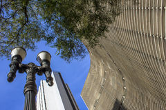 Copan大厦 免版税库存照片