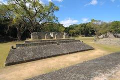 Copan Archeological park Stock Photos
