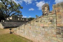 Copan Archeological park Stock Photo