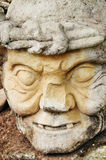 Copan Archeological Park in Honduras Stock Images