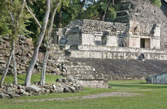 Copan-ballcourt Royalty Free Stock Photography