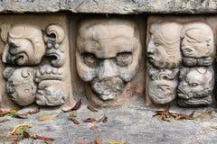 Copan Mayan ruins in Honduras Royalty Free Stock Image