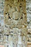 Copan Mayan ruins in Honduras Stock Photo