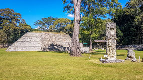 Copan Ruinas Στοκ Εικόνες