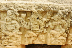 Copan ruinas in Central America Royalty Free Stock Photos