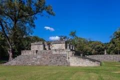 Copan Ruinas. The Mayan Ruin in Honduras Stock Photo