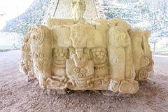 Copan Ruinas. The Mayan Ruin in Honduras Stock Image