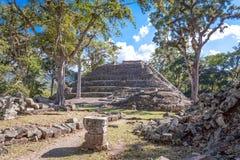 Copan Ruinas. The Mayan Ruin in Honduras Royalty Free Stock Photo
