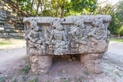 Copan Ruinas. The Mayan Ruin in Honduras Royalty Free Stock Photography