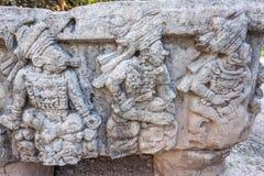 Copan Ruinas. The Mayan Ruin in Honduras Royalty Free Stock Images