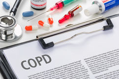 COPD Stock Images