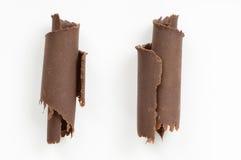 copeaux de chocolat Photo libre de droits