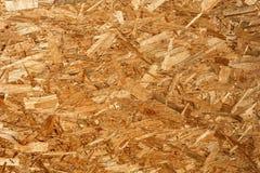 Copeaux en bois OSB Photographie stock