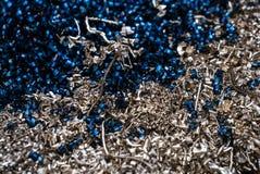 Copeaux en métal Photo libre de droits