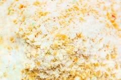 Copeaux faits maison de savon Image stock