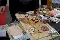 COPENAHGEN FOOD FAIR 2015 Stock Photo