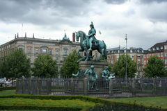 Copenhaga Fotografia de Stock
