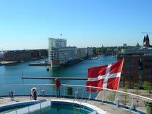 Copenhaga fotografia de stock royalty free