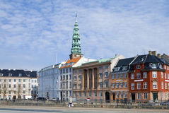 Copenhaga. Dinamarca Foto de Stock Royalty Free
