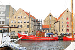 Copenhaga, Dinamarca foto de stock