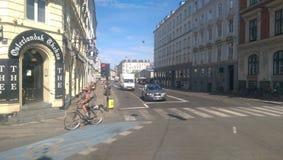 Copenhaga, Dinamarca fotos de stock