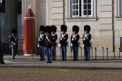 Copenhaga, Dinamarca Imagem de Stock Royalty Free