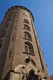 Copenhaga, Dinamarca - Rundetaarn, a torre redonda Fotos de Stock