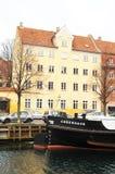 Copenhaga (København), Dinamarca fotografia de stock