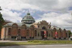 Copenhaga, Ny Carlsberg Glyptotek Fotos de Stock Royalty Free