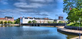 Copenhagan Danemark image stock