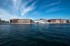 copenhagen Дания Стоковая Фотография RF
