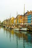 copenhagen Дания Стоковые Изображения