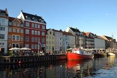 copenhagen Дания Стоковое Изображение RF