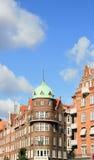 Copenhagen. Beautiful architecture in Copenhagen, Denmark Stock Image