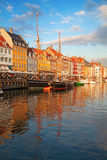Copenhagen Royalty Free Stock Photography