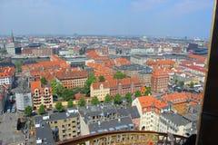 Copenhagen - aerial view Stock Photo