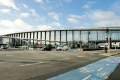 Copenhagen airport Royalty Free Stock Photo