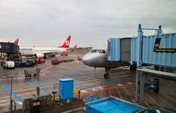 Copenhagen airport Royalty Free Stock Photography