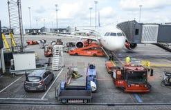 Copenhagen Airport Royalty Free Stock Photos