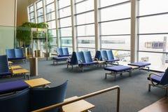 Copenhagen Airport interior Royalty Free Stock Images