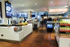 Copenhagen Airport interior Stock Photography