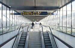 Copenhagen airport Kustrup Royalty Free Stock Images