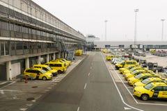 Copenhagen Airport Stock Image