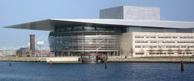 Copenhagen architecture Royalty Free Stock Photography