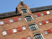 Copenhagen architecture royalty free stock photo